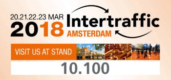 Intertraffic 2018, Amsterdam RAI, March 20-23