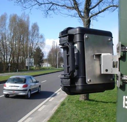 Comptage automatique véhicules