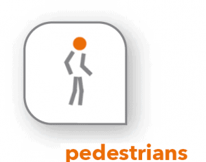 Pedestrian Crossing Detection