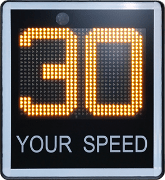 Radar Speed Signs - 30