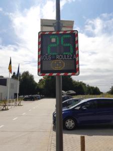 Icoms Detections collabore à l'amélioration de la sécurité des automobilistes sur le parking de son voisin IBA