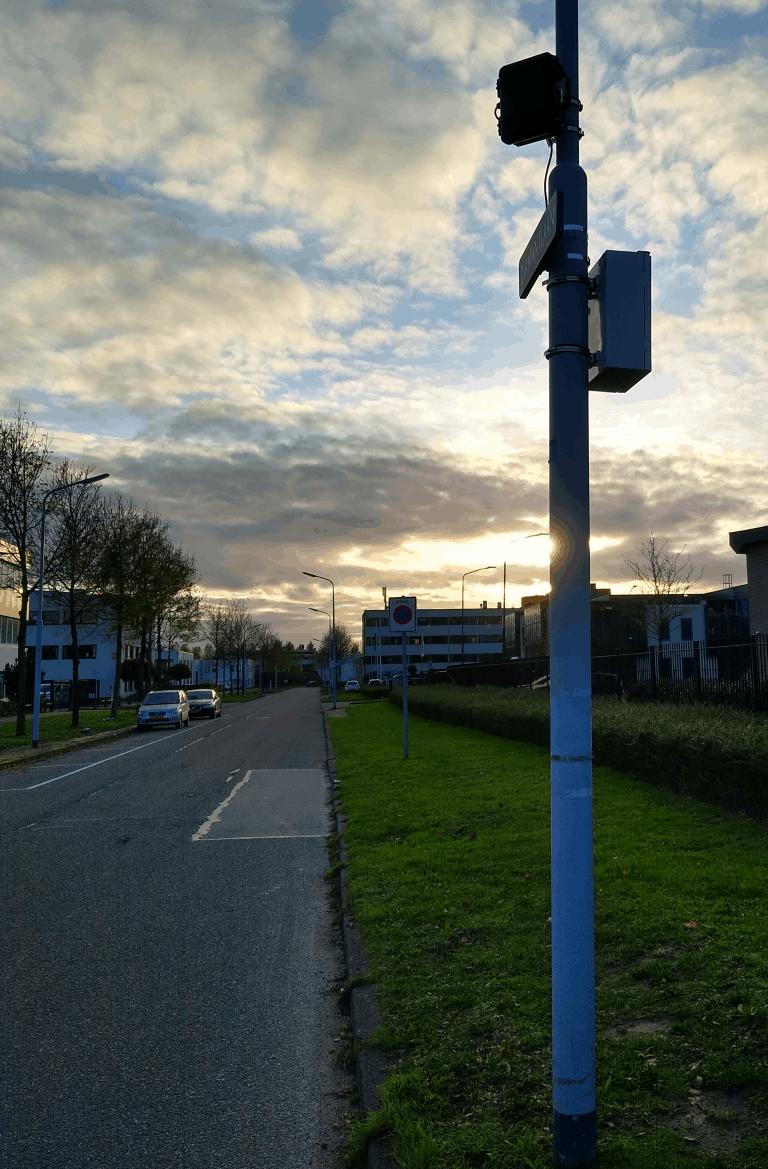 verkeer tellen